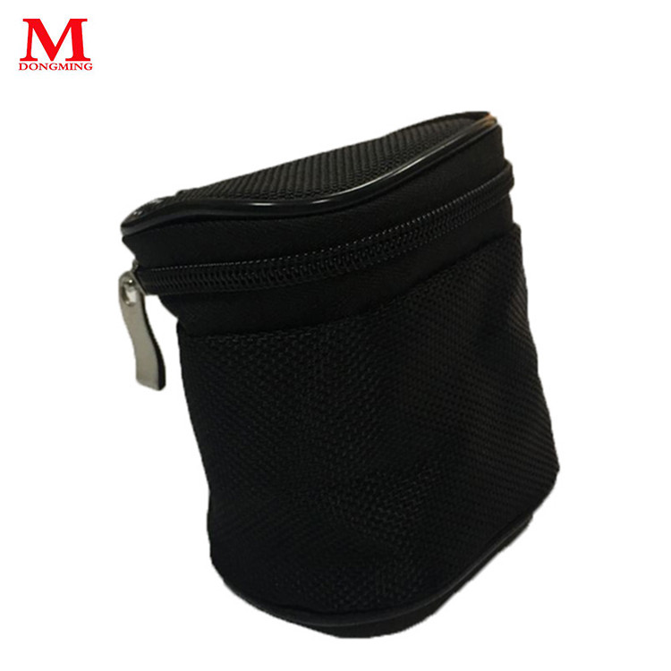 Shenzhen factory multi-function storage small bag small storage cotton pads bag purse small pouch